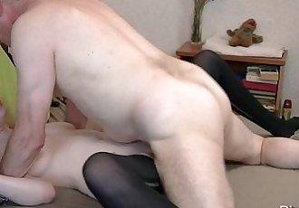 Horny Camera man Fucks Young Model During Masturbation ShootHD