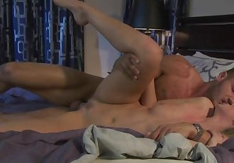 Wicked - Couple breaks in the new bed
