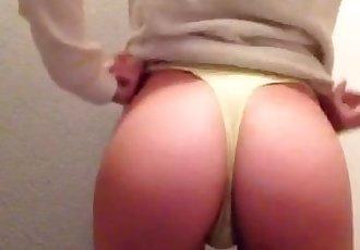 Hot masturbing