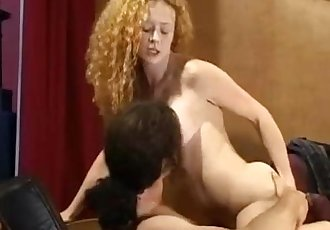 Nasty Red Head, Talks Dirty, Takes it in the Ass and Loves