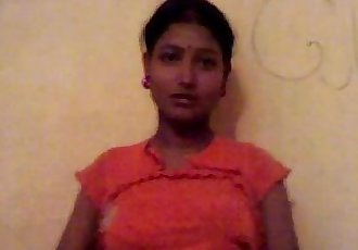 indian teen raand taking shirt off getting naked exposing firm bigtits - 3 min