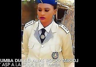 Sextape de lASP de police Diacoumba Diallo 13 min