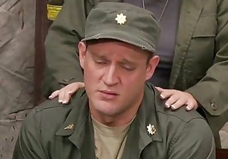 Retro Sex In The ArmyHD