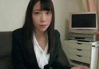 Sexy Japanese Office Lady, Tomita Yui 1