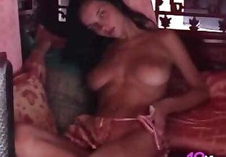 Shite! Smoking Hot Busty Brunette Katie Fey Has Amazing Tits