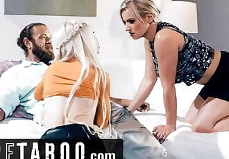 PURE TABOO Man Cheats on Wife with her Younger Lookalike