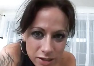 Busty brunette mx mdn deepthroat face fuck– more videos on 69HotCamGirls.com