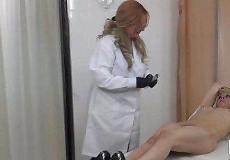 Cita Medical con Nora Barcelona & Mistress Noor. Making Of BDSMHD