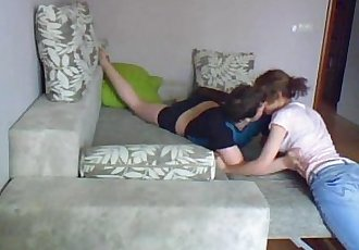 Teens Record Their First Homemade Porn