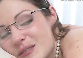 Chloe Foster introduces to a hard cock with her stepmom Samantha Ryan