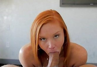 Alex Tanner Loves To Eat Partners Cock Thats Too Big And Hard