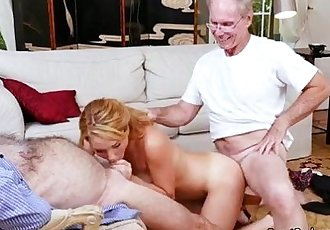 Teen Raylin Ann Services Old Men For Moneyn.RaylinAnn07.wm