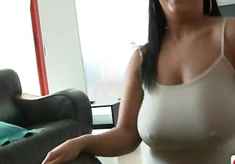 Jasmine Black Handjob And Titty Fuck HD