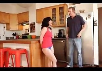 Katie fucked by stepdad