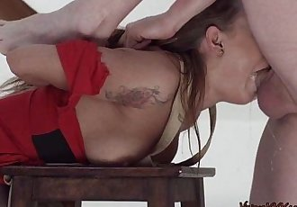 Teen Katarina Muti Gets Hardcore Poking From BF