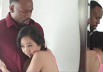 TeensLoveBlackCocksSmall-frame latina loves Big black cockHD