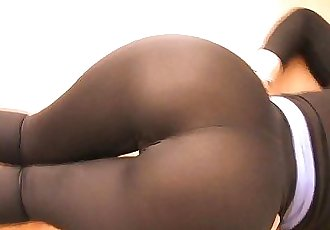 Big Booty Latina With Perfect Tight Pants Inside Ass! - 1 min 1 sec HD