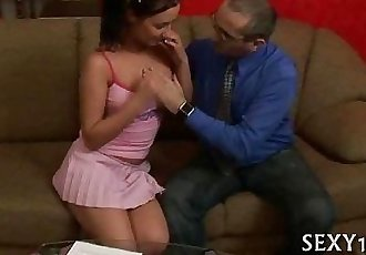 Doggystyle fucking with teacher - 5 min