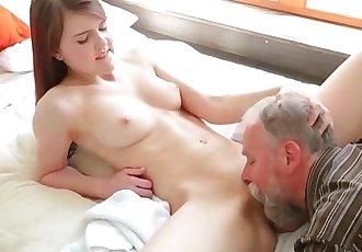 Teen & A Grandpa