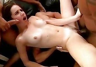 Kacey in The Gangbang Girl 30