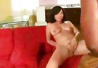 Massive Cock Rocks Her World