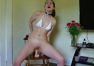 Custom Video: Brides Anal Training