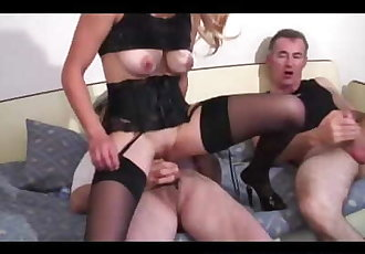 voyeur papy loves a young chick