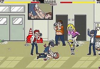 School Dot Fight Adult18 Games Free Download 4 min 720p