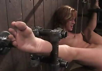 Legs Tied Back And Fucked 17