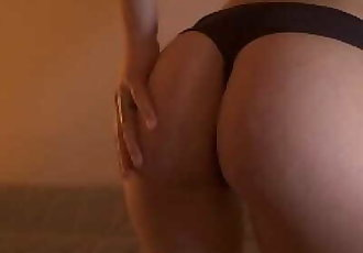 Teen Slutty Fucked Doggy Style, Massive Cumshot In The Ass - Classmate