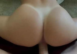 Perfect Teen Ass Fucked Doggy POV - ppthedp