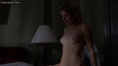 Rose McIver - Topless Blonde Teen girl, Naked Sex Scene, Perky Boobs