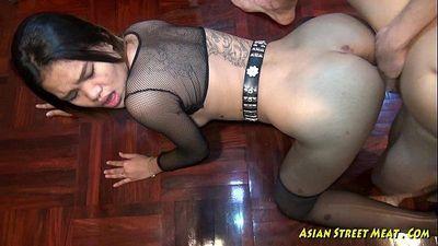 My Cock Deep In Her Asian ThroatHD