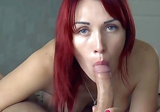 Very sexy girl dick blowjob