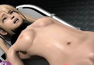 zettle69 - Marie Rose Machine Fuck #1
