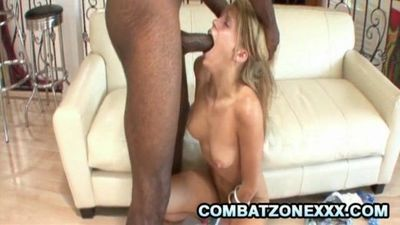 Skinny Blonde Teen Aiden Aspen Gets Pounded Hard By A Black Schlong