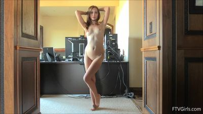 FTV Girls - Brielle dancing naked