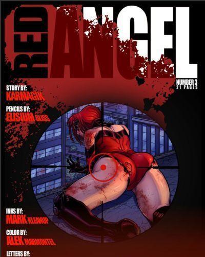 联合申诉委员会 漫画 红色的 天使 3