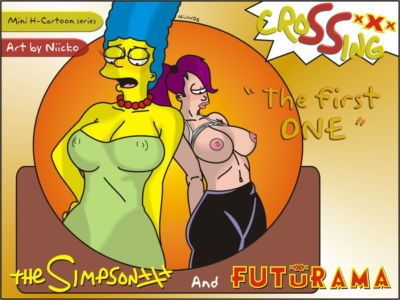 Simpson & Futurama- The First One