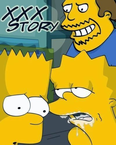 Simpsons – XXX Story in Comics