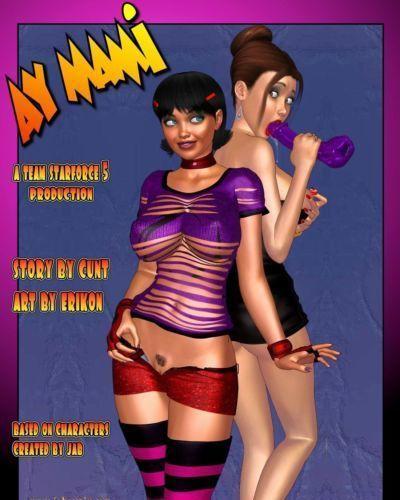 Jab Comix – Ay Mami