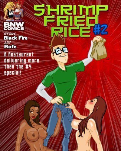 Shrimp Fried Rice 2- BNW