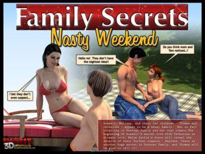 Family Secret- Nasty Weekend