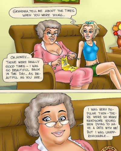 Grandma Memories- Seduced Amanda