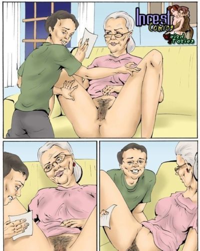 Grandma Love- Incest - part 2