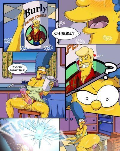 Marges Erotic Fantasies