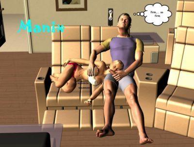 Dad Daughter Sue- Manix - part 2