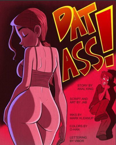 Jab Comix – Dat Ass !