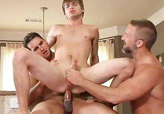 Stepfathers Secret Part 6 Dirk Caber, Johnny Rapid, Phenix Saint