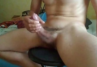11 inches dick and huge cumshot
